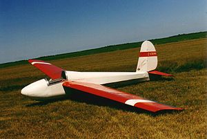 One-Design - Schweizer SGS 1-26 one-design sailplane