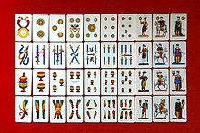 scopa jeu de cartes