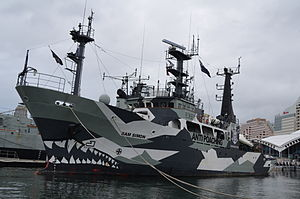 MY Sam Simon - Image: Sea Shepherd Sam Simon PB
