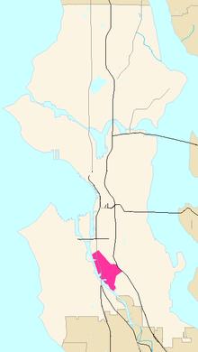 Georgetown Seattle Wikipedia