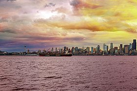 Seattle skyline from Elliot Bay 2.jpg
