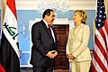 Secretary Clinton Meets With Iraqi Foreign Minister (3728620378).jpg