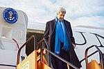 Secretary Kerry Deplanes After Arriving at Brussels International Airport (31421957766).jpg