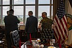 Secretary Pompeo Attends a Working Breakfast With CENTCOM & SOCOM Commanders (48086006621).jpg
