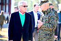 Secretary of Defense visits Integrated Task Force Marines 141118-M-DU612-074.jpg