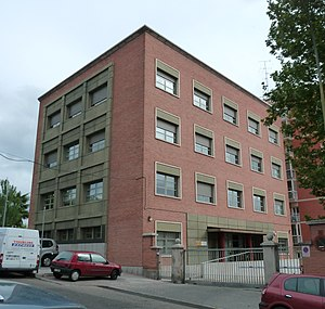 Sede de la CIAIAC (Madrid) 01