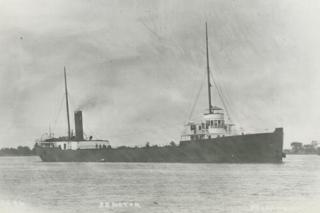 SS <i>Senator</i> shipwreck in Wisconsin, USA