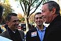 Senator Roger Manno, Delegate Ben Kramer and Governor O'Malley (5140786923).jpg