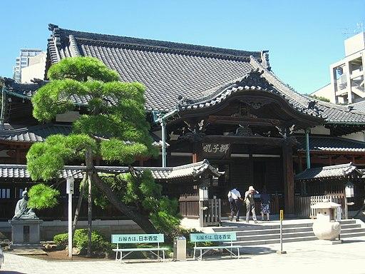 Sengakuji temple - IMG 6400