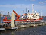 Sentinel at Liverpool Cruise Terminal - 2012-08-31 (17).JPG