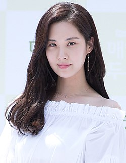 Seohyun at Seoul Forest Talk Show on June 3, 2017 (2).jpg
