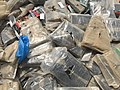 Sept tonnes de drogues incinérées à Dio, Mali 01.jpg
