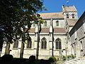 Serans (60), église Saint-Denis, vue depuis le sud.JPG