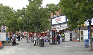 Seven Sisters, London - Seven Sisters Market