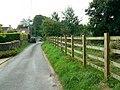 Sevenleaze Lane, Horsepools, Gloucestershire - geograph.org.uk - 942891.jpg