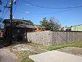 Seventh Street New Orleans Fence Damaged House Graffiti.JPG