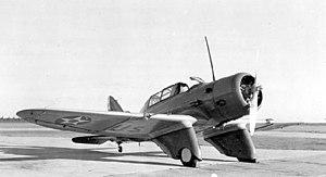 Seversky SEV-3 - BT-8