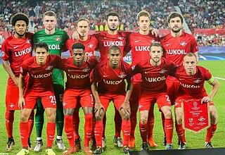 2017–18 FC Spartak Moscow season Spartak Moscow 2017–18 football season