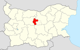 Sevlievo Municipality Within Bulgaria.png