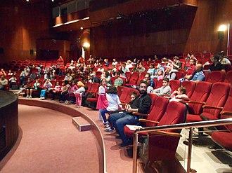 Seyhan Cultural Center - 300-seater Necip Fazıl Kısakürek Hall