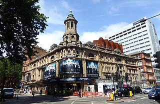theatre in London, England