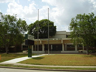 Southwest Management District - Sharpstown High School