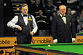 Shaun Murphy and Eirian Williams at Snooker German Masters (DerHexer) 2013-01-30 01.jpg