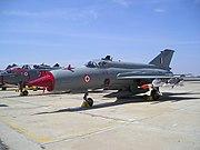 IAF MiG-21 Bison