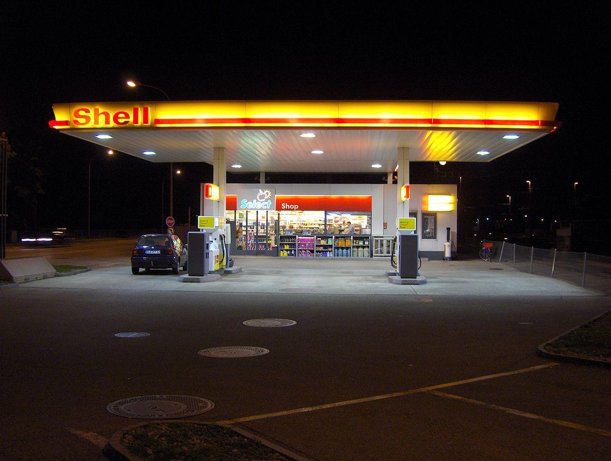 Shell Royal Dutch