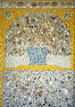 Shell mosaic in Tresco Abbey Gardens - geograph.org.uk - 1715778.jpg