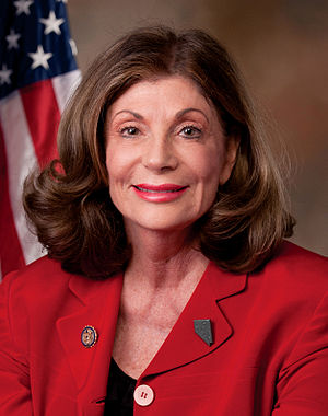 Nevada's 1st congressional district - Image: Shelley Berkley, official portrait, 112th Congress 2
