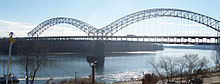 Sherman Minton Bridge from New Albany Indiana.jpg