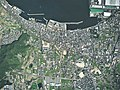Shido district Sanuki city center area Aerial photograph.2007.jpg
