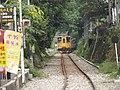 Shifen train on own route.jpg