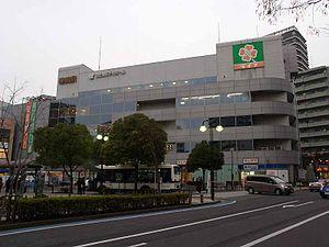 Shinozaki Station - Shinozaki Station building