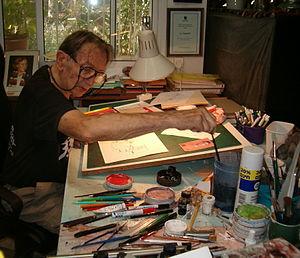 Shmuel Katz (artist) - Shmuel Katz
