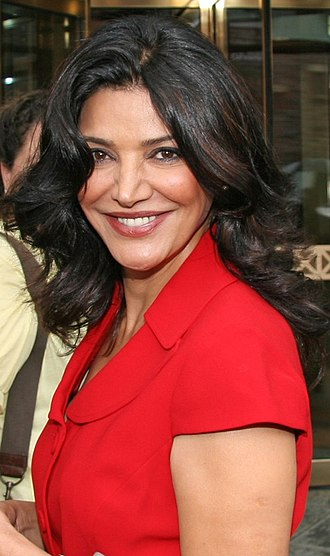 Shohreh Aghdashloo - Aghdashloo at the 2008 Toronto International Film Festival