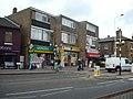 Shops, Rainham Road South, Dagenham - geograph.org.uk - 1472591.jpg