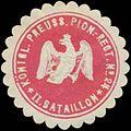 Siegelmarke K.Pr. Pionier-Regiment No. 24 W0363879.jpg