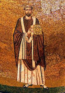 Simmaco - mosaico Santa Agnese fuori le mura.jpg