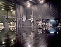 Simulated Rendezvous Docking Mechanism on MSFC Flat Floor Facility Building 4619.jpg