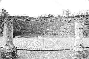 History of Lyon - Augustus