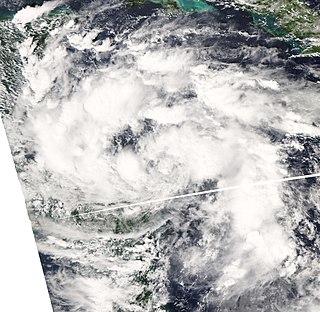 October 2008 Central America floods Atlantic tropical depression in 2008