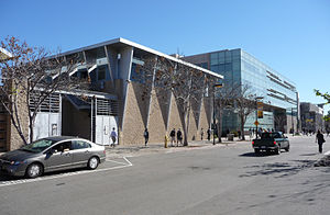 Sixth College - The Visual Arts Facility and Pepper Canyon Hall