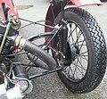 Sliding pillar suspension, 1927 Morgan SV8996.jpg