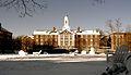 Snow and Pforzheimer House, Harvard Campus, Cambridge, Massachusetts.JPG