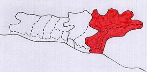 Адлерский район на карте