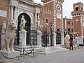 Solid ground entrance-Arsenale-.jpg