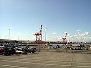 Royal Portbury Dock.