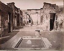 Sommer, Giorgio (1834-1914) - n. 1210 - Pompei - Casa del Poeta.jpg